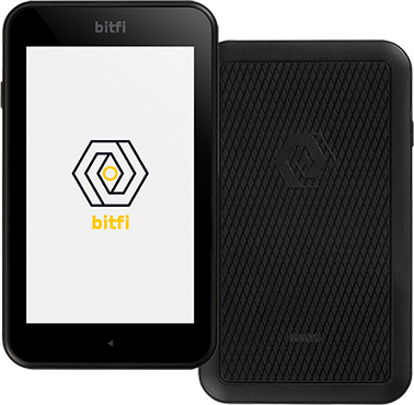 Bitfi - The Wallet That Isn't a Wallet